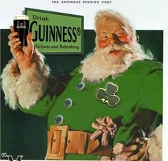 Christmas in Ireland: Mince Pies and Guinness