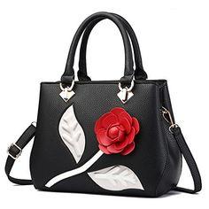 KAXIDY Damen Mädchen Blume Schultaschen Umhängetasche Schultertasche Handtaschen, http://www.amazon.de/dp/B06WCZJPQ5/ref=cm_sw_r_pi_awdl_xs_gBKczb3FE1ACP