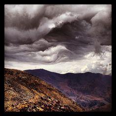 Núvol sobre la vall de Núria Grand Canyon, Mountains, Nature, Travel, Naturaleza, Viajes, Trips, Off Grid, Natural
