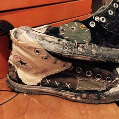 Hobo Shoes, All Star, (Converse, Fjällräven) in 2017, recycling, sustainable development, All You Need Is Less. BORO.NOW. Progress.