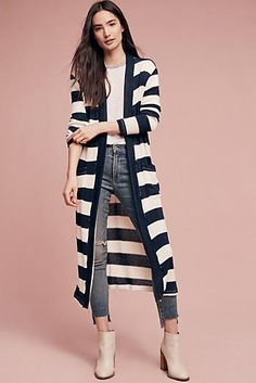 Rugby Stripe Duster
