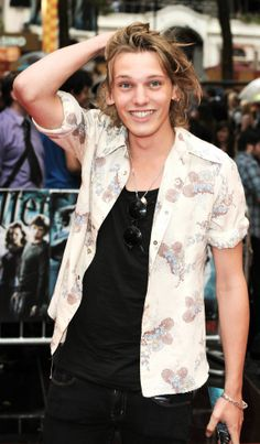 Jamie Campbell Bower... my baby <3 #jamiemybabybower