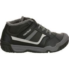 Calzado Junior Calzado de niños - RootBoost Fur Gris osc. Blanco NEWFEEL - Por deporte