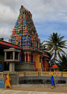 Sri Siva Subramaniya Temple ~ Nadi, Fiji