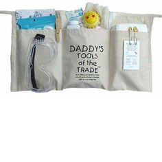 """Daddy's baby """"Survival"""" kit"""