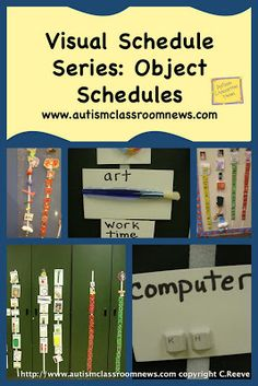 In this series, I have talked about a lot of different types of schedules, how to use them and why to use them.  As we wind up, I wanted to make sure that I touched on the use of object schedules.  In general, unless vision is an issue, we typically start students with picture schedules of some kind.  If the picture schedules are not successful, then we might consider using an object schedule.  An object schedule is simply what it sounds like: a schedule made up of objects.  Deciding when to…