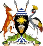 Coat of arms of the Republic of Uganda.svg