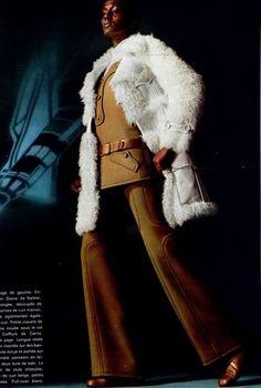 1969 Fashion, Vintage Fashion, Black Power, Fashion History, 1960s, Vogue, My Style, Boots, Womens Fashion