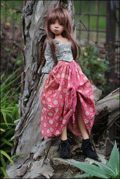 JpopDolls.net::Dolls::Kaye Wiggs Dolls::Nelly::Nelly Human Tan (Preorder)