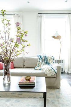 Dreamy Greenwich Village apartment | Daily Dream Decor