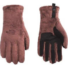 North Face Women, The North Face, Makeup Geek Eyeshadow, Sorry Gifts, Fleece Gloves, Winter Jackets, Purple, Cloths, Cute