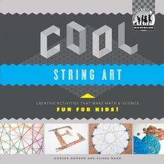 12 Easy DIY Home Decor Ideas Using String DIYReady.com | Easy DIY Crafts, Fun Projects, & DIY Craft Ideas For Kids & Adults