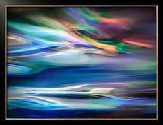 Blue Lagoon - Print by Ursula Abresch