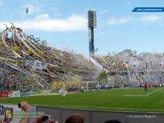 Una cartolina da Rosario (Argentina): Rosario Central vs Newell's Old Boys 20.10.2013 #ultras