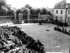 d-day german pows