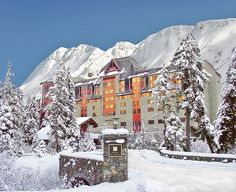 Hotel Alyeska, Anchorage, Alaska. Rated 9.2