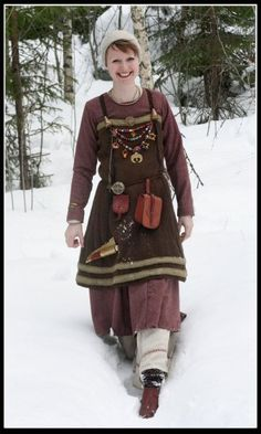 Viking costume inspiration: From around the internet   Dawn's Dress Diary