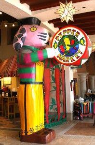 Pepper Market food allergy review. Coronado Springs Resort