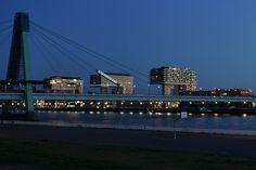 Rheinauhafen, Cologne, Germany