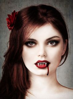 ♥ Vamp Makeup, Porcelain Skin, Wedding Album, Septum Ring, Photoshop, Blog, Art, Fashion, Places
