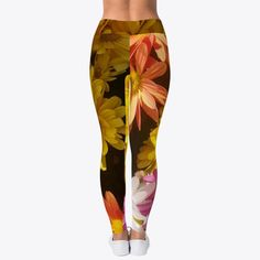 Beautiful Colorful Flowers Products from King Clothes&More | Teespring King Clothes, King Outfit, Colorful Flowers, Pants, Beautiful, Products, Fashion, Trouser Pants, Moda