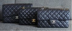 Chanel Bag Sizes