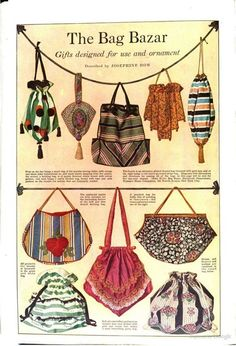 1916 ladies purses