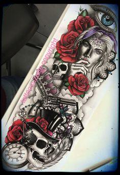 #fullsleevetattoodesign#sleevetattoo#tattoosleeve #tattoodesign #tattoodesigns #tattoodrawing #tattoodrawings #tatouagebras #tattoobras #tatouagebrascomplet #dessintattoo #tatouagedessin #tattoocatrina #tattookatrina #katrinatattoo #tatouagekatrina #tatouagecatrina #tatouagesantamuerte #santamuertetattoo #tattoosantamuerte #skullroses #skulltattoo #rosestattoo #skullrosestattoo #tatouagerose #tatouagerosetetedemort