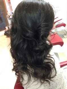 Taglio Punte Aria e #piegaglamour #hairmary #tortolí #capellunghi #capelliaonde