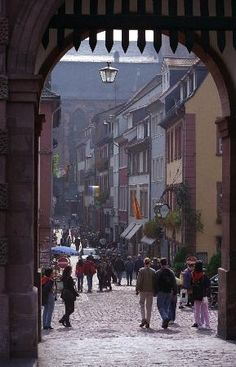 Photos of Altstadt (Old Town), Heidelberg - Attraction Images - TripAdvisor Old Town, Travel Ideas, Trip Advisor, Countries, Attraction, Places To Visit, Germany, Photos, Pictures