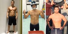 38 (and counting!) hunky celebs taking the #ALSIceBucketChallenge