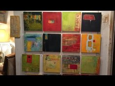The Artist Lisa Pressman, Passing Through - YouTube