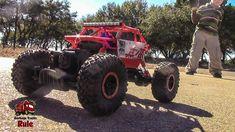 Monster Truck Videos For Children l Rock Crawler RC Truck UNBOXING! l Le...