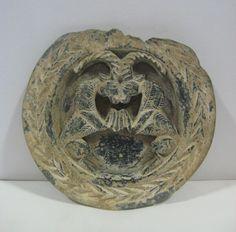 Schist stone cosmetic palette.Gandharan.