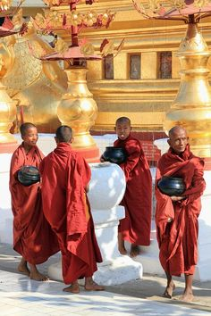 Apprentice Monks
