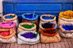 The wonderful colours of Morocco and Essaouria