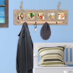 100  Rustic Coat Hooks! Discover the best farmhouse themed coat hooks and country coat racks for your home. Your farmhouse entryway need coat hooks and coat racks so you can hang hats, backpacks, keys, coats, and more. Rustic Walls, Wooden Walls, Hang Hats, Rustic Coat Hooks, Cast Iron Coat Hooks, Metal Shelving Units, Frame Shelf, Wooden Rack, Wall Mounted Coat Rack