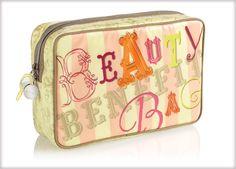 Benefit Cosmetics - benefit travel beauty bag #benefitcosmetics #benevoyage