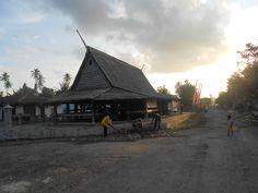 Sasadu. Taraudu, North Maluku. Indonesia