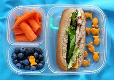 14 Healthy School Lunch Ideas Your Kids Will Love | http://homemaderecipes.com/healthy-school-lunch-ideas/