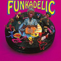 Funkadelic is an American band that was at its most prominent during the 1970s. The band and its sister act Parliament, both led by George Clinton, began the funk music culture of that decade.