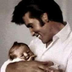 Adores his baby girl...