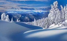 Snow 1080P HD Wallpaper