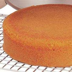 Use this simple recipe to create a Basic Yellow Cake. This cake can be used in any cake, cupcake, loaf, or specialty pan. It provides a nice canvas for decorating and can be filled with your favori...