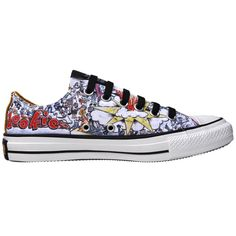 CONVERSE ALL STAR CHUCKS GREEN DAY DOOKIE LIMITED EDITION