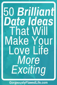 Nothing brings more joy than hanging out with your significant other. But sometimes, you run out of ideas for things to do. Next time you find yourself running short on ideas, why not try one of the activities listed below?   1) Visit the zoo. 2) Go to the drive-in movie theater. (If …