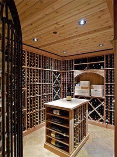 Wine Cellar   Rancho Santa Fe, California   Pacific Sotheby's International Realty