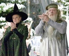 Like Dumbledore and McGonagall, you're a little more subtle about your friendship. You definitely roll your eyes at all the try-hard BFFs who feel the need to show off all the time. Unlike those insecure people, you two have style, class, and chill. But make no mistake: You love each other unconditionally, and if one of you ends up in the hospital, whoever is responsible is GONNA GET CUT.