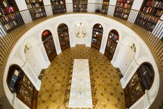 Wonderful Library in the Karolyi Stately Home Basketball Court, Library Books, History, Hungary, Building, Foundation, Home, Construction, House