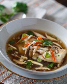 Cod in Garlic-Ginger Broth   Steamy Kitchen Recipes